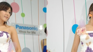 파나소닉 & 모델 황리아님